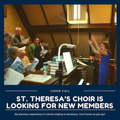St. Theresa Choir
