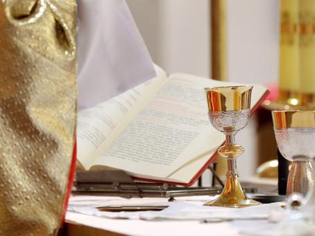 Bishop Libasci Ends Dispensation for Sunday Obligation