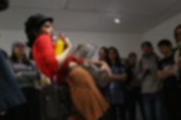 Au pays de l'eau , Performance, Art visuel,Mai Bach-Ngoc Nguyen,  Le Lieu, Centre en art actuel,