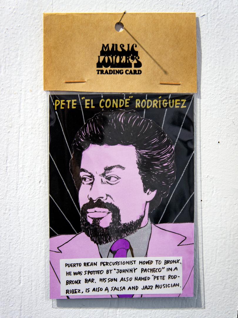 """Pete """"El Conde"""" Rodoriguez"""