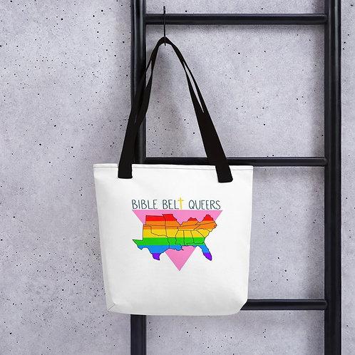 Bible Belt Queers Tote bag