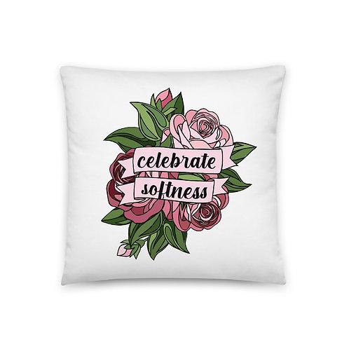 Celebrate Softness Pillow