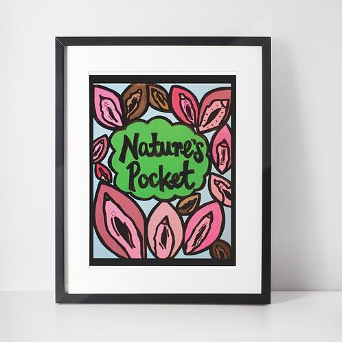 Natures Pocket Broad City 8.5x11 Print
