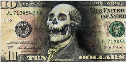سرقوا أموالنا وحولوا ذهبنا وثرواتنا