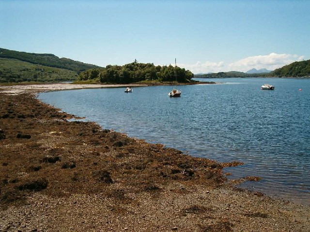 A picture of Loch Sween