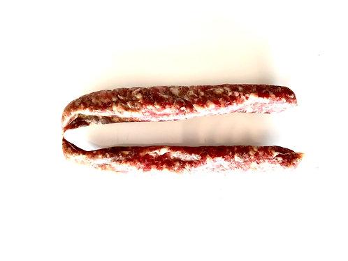 Luftgetrocknete Bratwurst