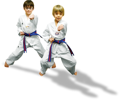 Master H C Kim's Kid's Martial Arts Classes in Overland Park, KS | Children's Program Button