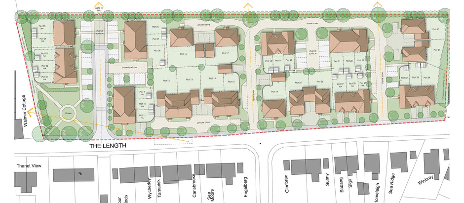 Full Planning Application Submitted