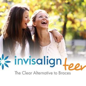 Invisalign Teen - cel mai bun aparat dentar pentru copilul tau!