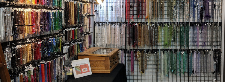 The Bead Shop in the Corner
