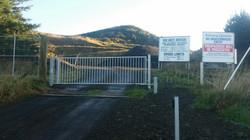 Secure quarry site
