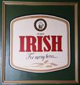 Beer Logo Mural