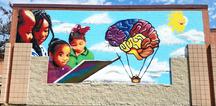 Spark Park Mural