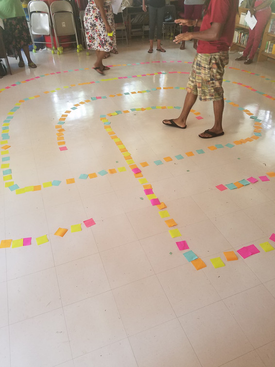 Labyrinth Workshop