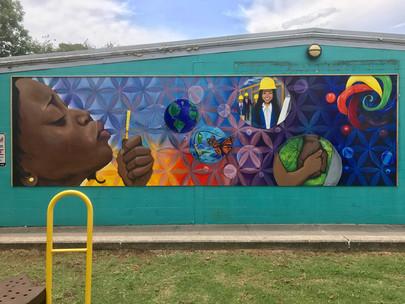 Swiney Park Mural