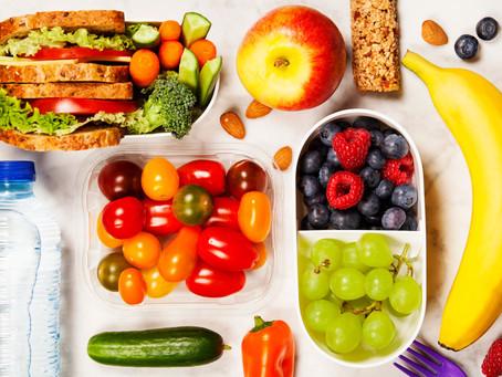 Os 3 primeiros passos para ajudar você a mudar seus Hábitos Alimentares