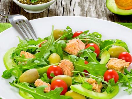 Salada da Plenitude