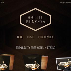 Arctic Monkeys Store