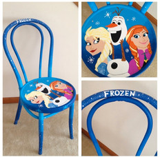 Frozen Chair