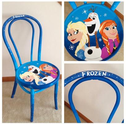 Frozen Chair