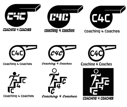 Coaching 4 Coaches Logos