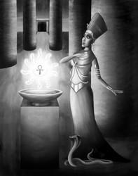 Egyptain Queen