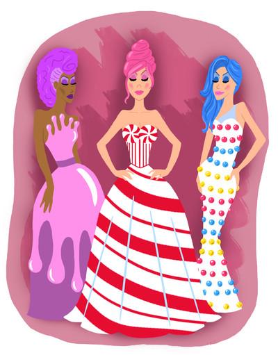 Candy Queens