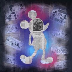 Mickey Pop Art