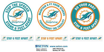 Miami Dolphins Floormarkers and Tape.jpg