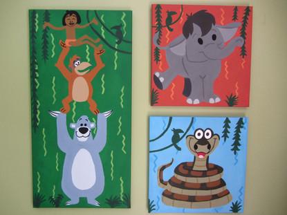 Jungle Book Series
