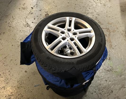Winterbanden Volkswagen Golf VII