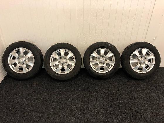 Mazda, Kia & Hyundai winterbanden met velg