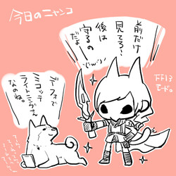 04今日のにゃんこ