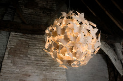 Butterfly Ball Chandelier