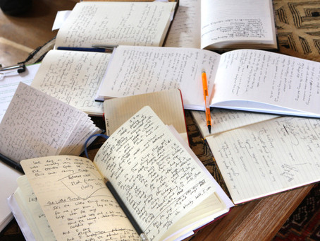 כוחה של הכתיבה