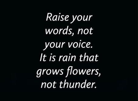 מילים שנעות ויוצרות
