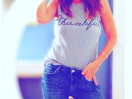 הכרת תודה וארון הבגדים