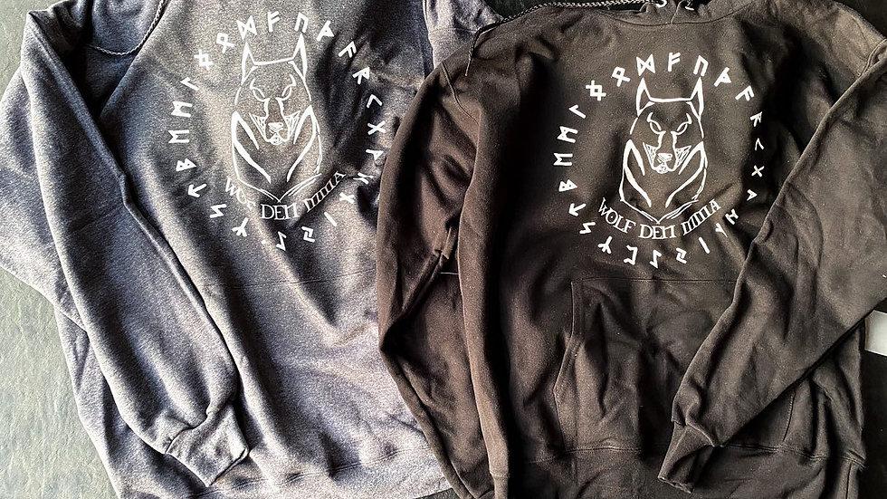 Wolf Den Logo Hoodie