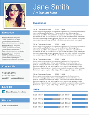 creative resumes i downloadable templates custom designs