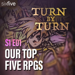 """""""Our Top Five RPGs"""""""