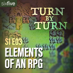 """""""Elements of an RPG"""""""