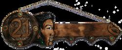 Wahine 21st key