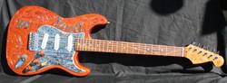Stratocastor Guitar