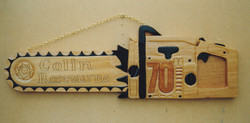 Chainsaw Key 10