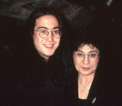 Sean Lennon & Yoko Ono