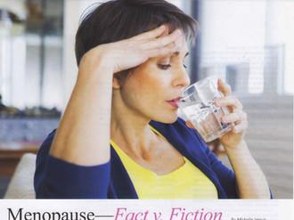 Menopause: Fact vs. Fiction