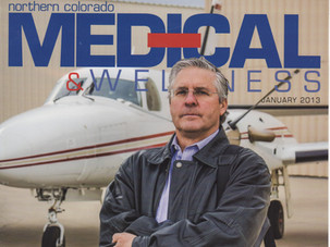 Taking To The Skies To Save Lives