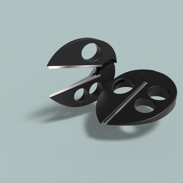 Scissors for Arthtiritis Patients