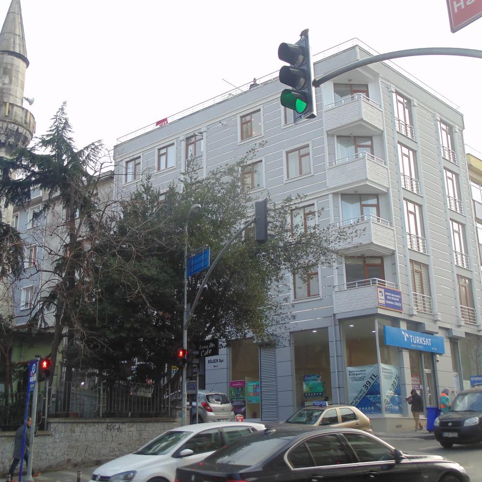 Üsküdar Bilgen Apartman