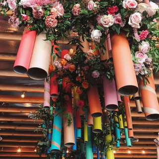 Floral Install